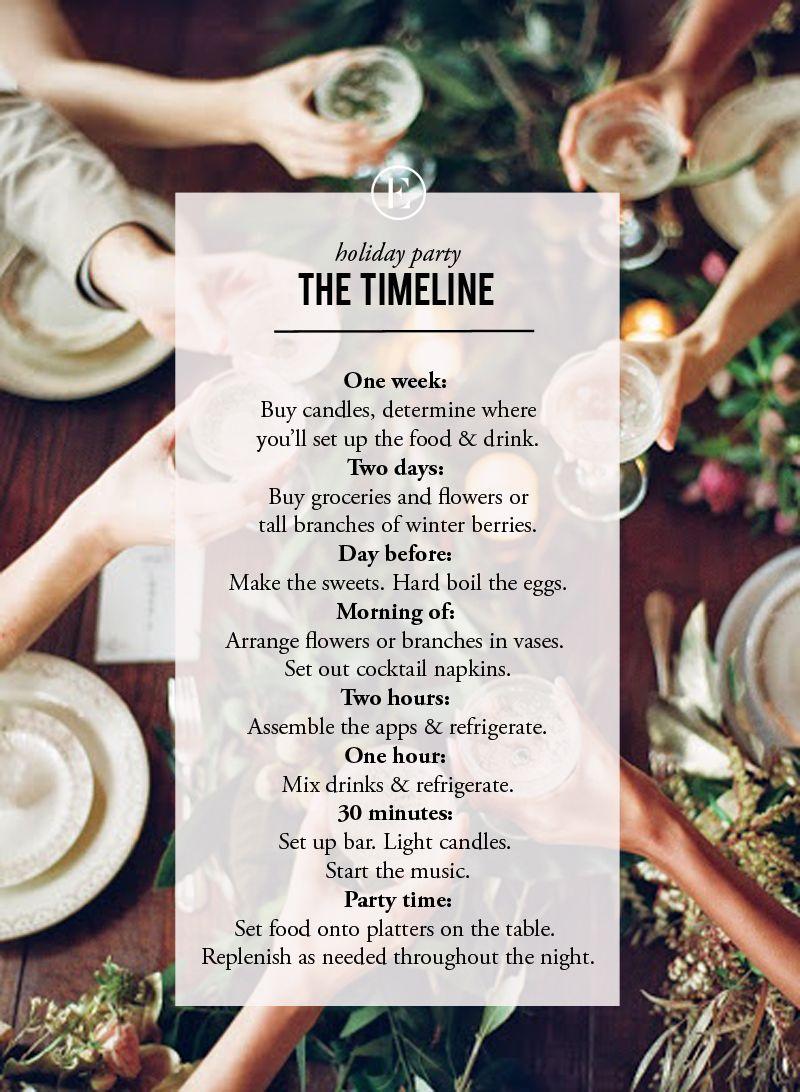 Photo of Ihre nächste geplante Weihnachtsfeier, vom Menü bis zur Musik – The Everygirl