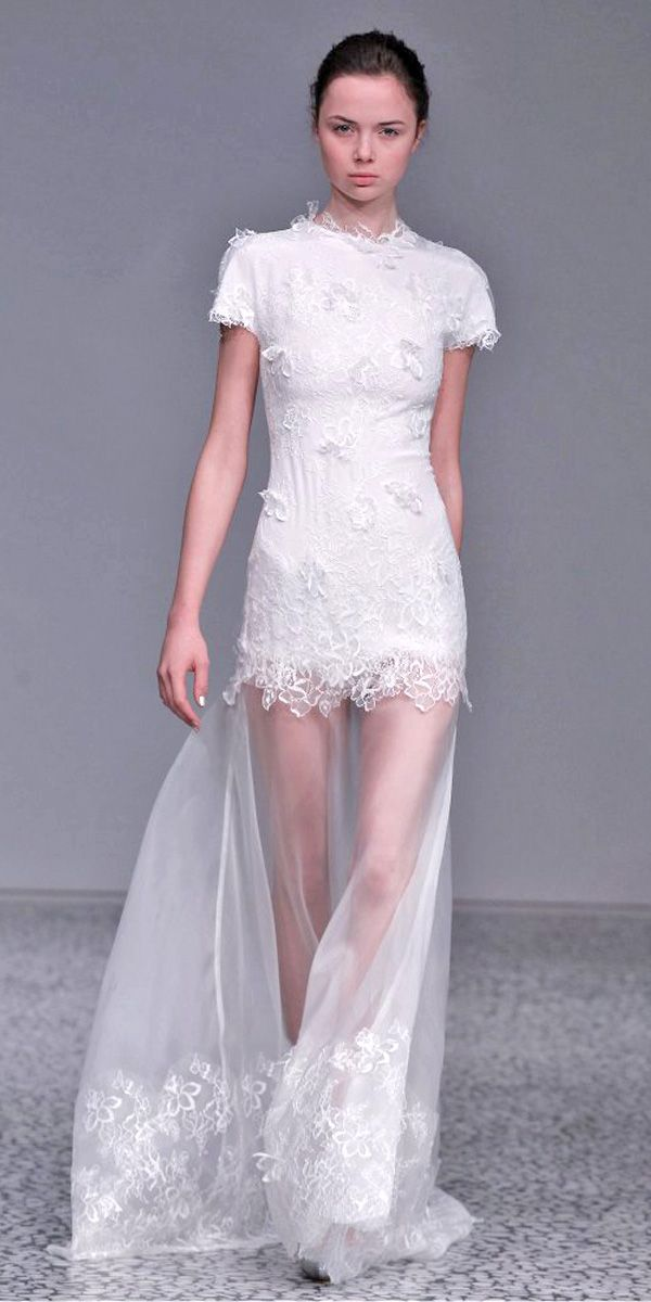 German Wedding Dress Inspiration By Kaviar Gauche Pinterest