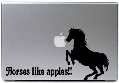 Horse Shipping Quotes | Laptop Decal Notebook Sticker Computer Decal Quote Decal Horse