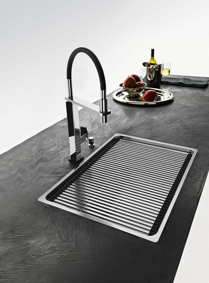Centinox sink franke kitchen