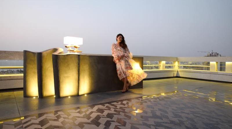 Karan Johar S Terrace Marvelously Designed By Gauri Khan