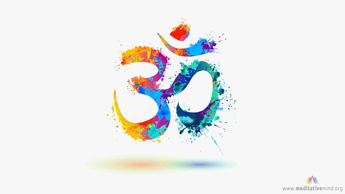 Om Mantra Wallpaper Download Hd Lucky Symbols Mantra Wallpaper Om Art