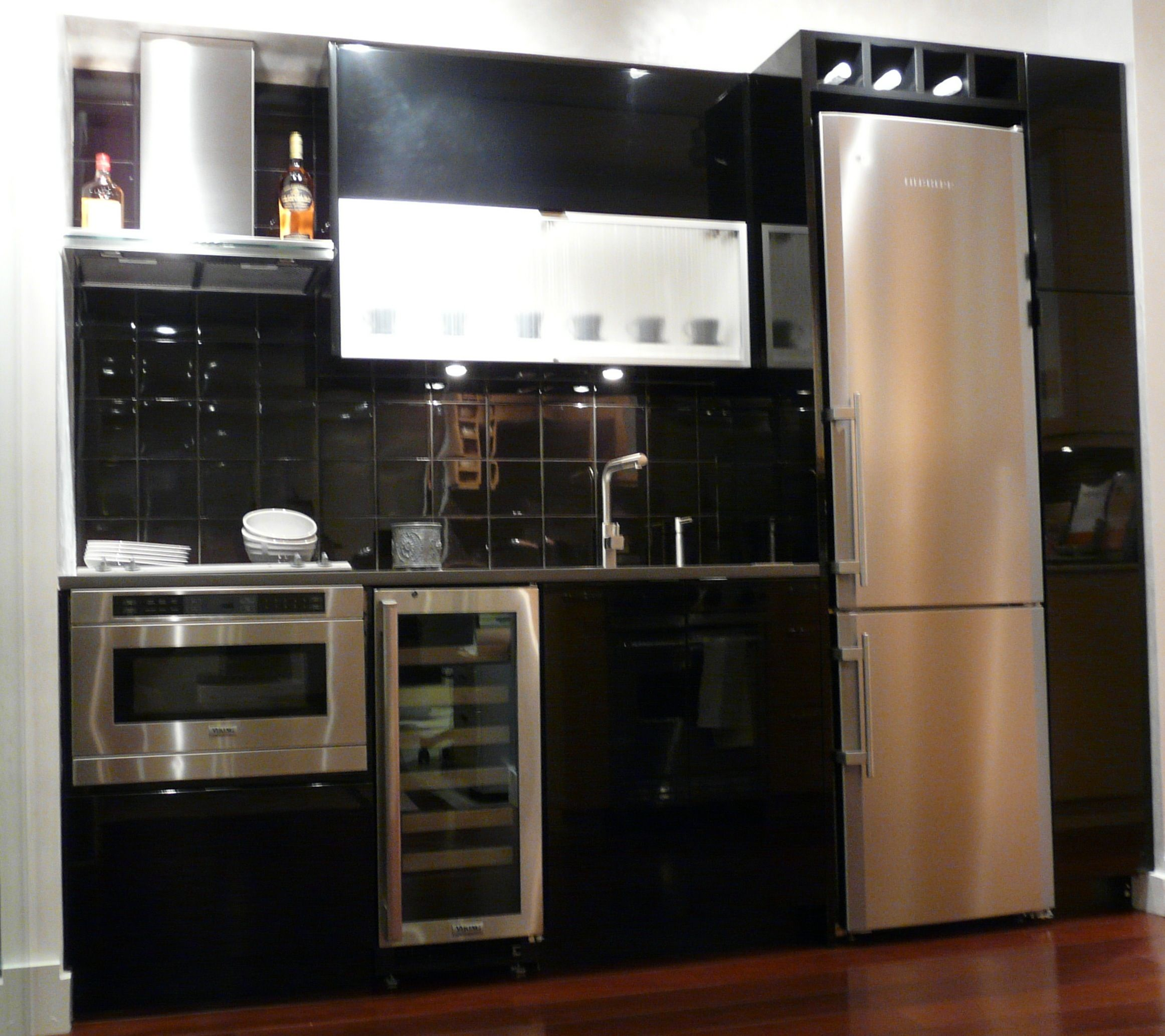 Basement Kitchenette  For The Home  Pinterest  Basement Best Modern Kitchen Cabinets Nyc Review