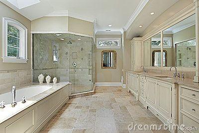 Master Bathroom Huge big huge bathroom | for the home | pinterest | big love, royalty