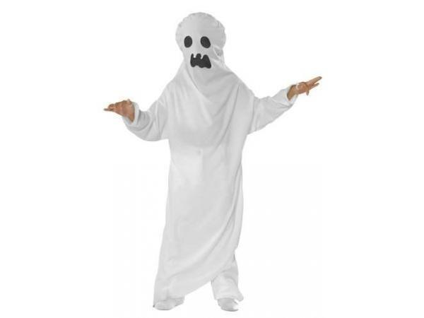 Deguisement Halloween - Fantôme ... Bouuuuuuuuuuuh ! #deguisementfantomeenfant