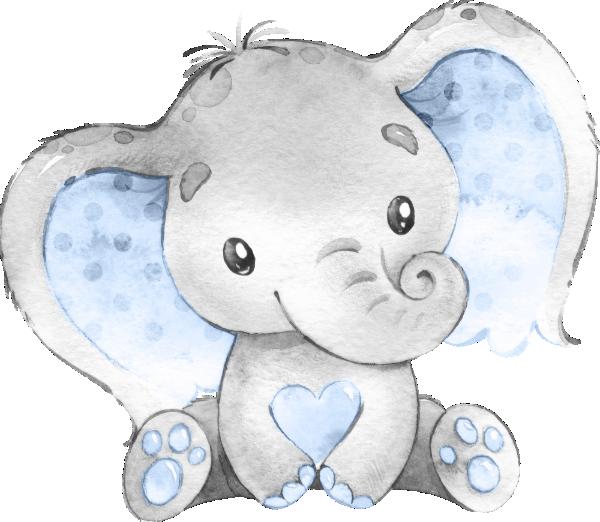 Invitaciones A La Ducha De Elefantes Con Adorable Elefante De Bebe Usando Una Corona Azul Y Plata Baby Elephant Drawing Baby Elephant Elephant Baby Shower Boy