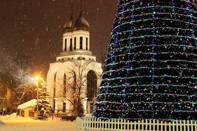Новый год 2018 в Калининграде - http://god-2018s.com/tury/novyj ...