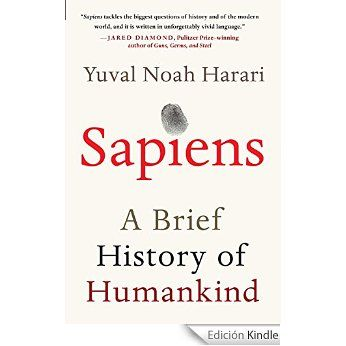 Sapiens: A Brief History of Humankind eBook: Yuval Noah Harari: Amazon.com.mx: Tienda Kindle