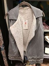Reversible Grey Vest by THML Clothing Size Small - So Cute!