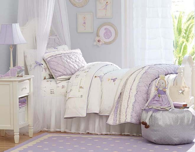 I Love The Pottery Barn Kids Ruby Ballerina Bedroom On