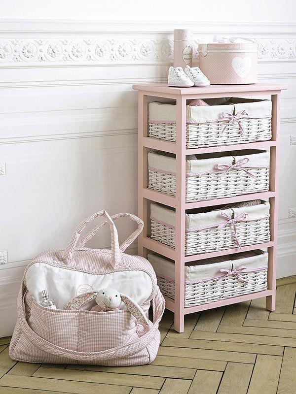 Detalles con encanto para la habitación del bebé   Bebé, Cuarto de ...
