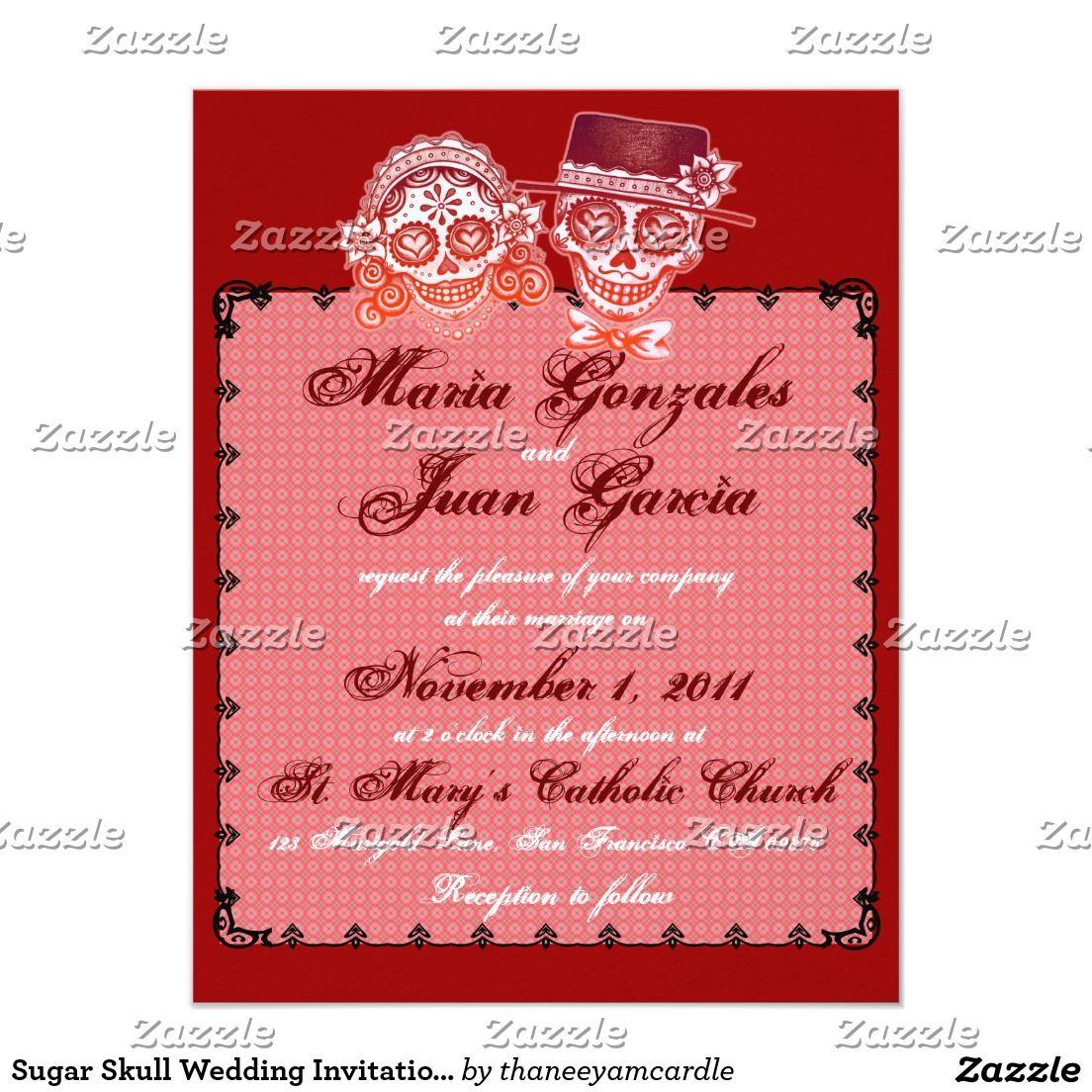 Attractive Wedding Invitation Zazzle Embellishment - Invitations and ...