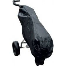 JustGolf Rain Cover for Bag Brand: JustGolf Sport: Golf Product Type: Rain cover for bag Full length nylon rain cover with elastic fitting base Convenient accessory pocket Good quality material