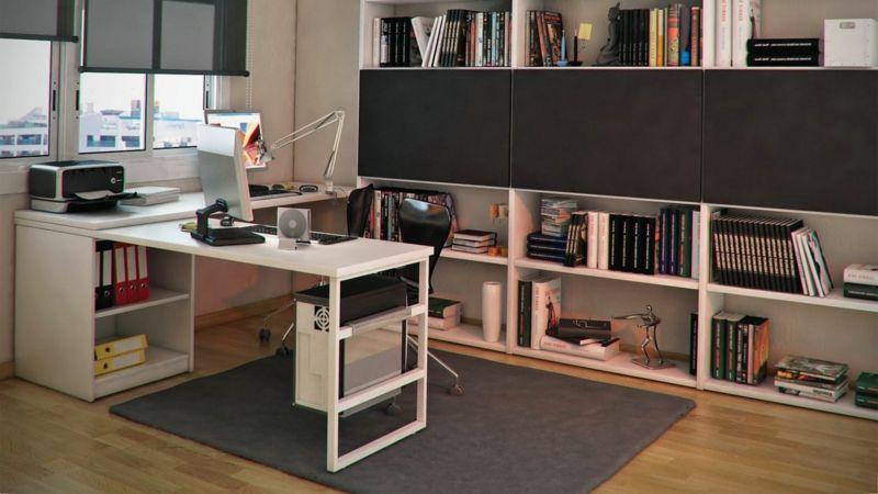 jugendzimmer ideen so gestalten sie ein jugendendzimmer schreibtische pinterest. Black Bedroom Furniture Sets. Home Design Ideas