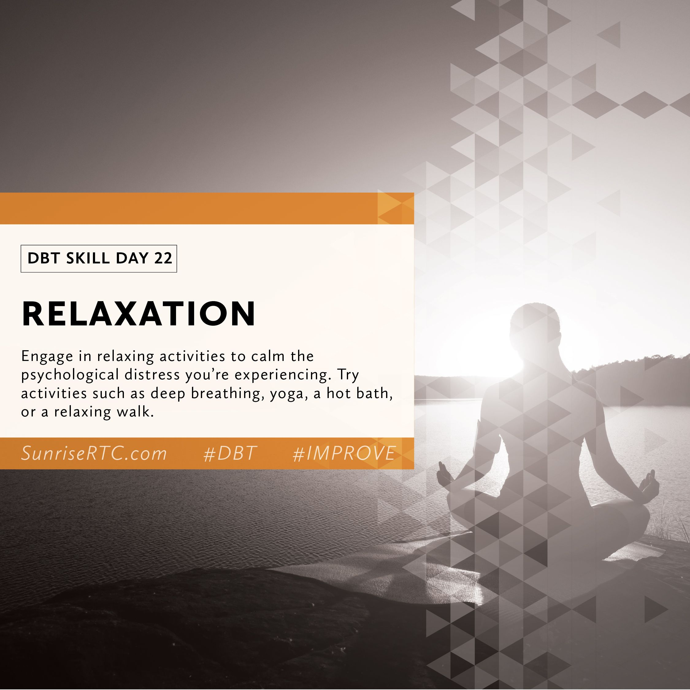 Dbtdailytip Dbt Relaxation Tipoftheday Mentalhealth