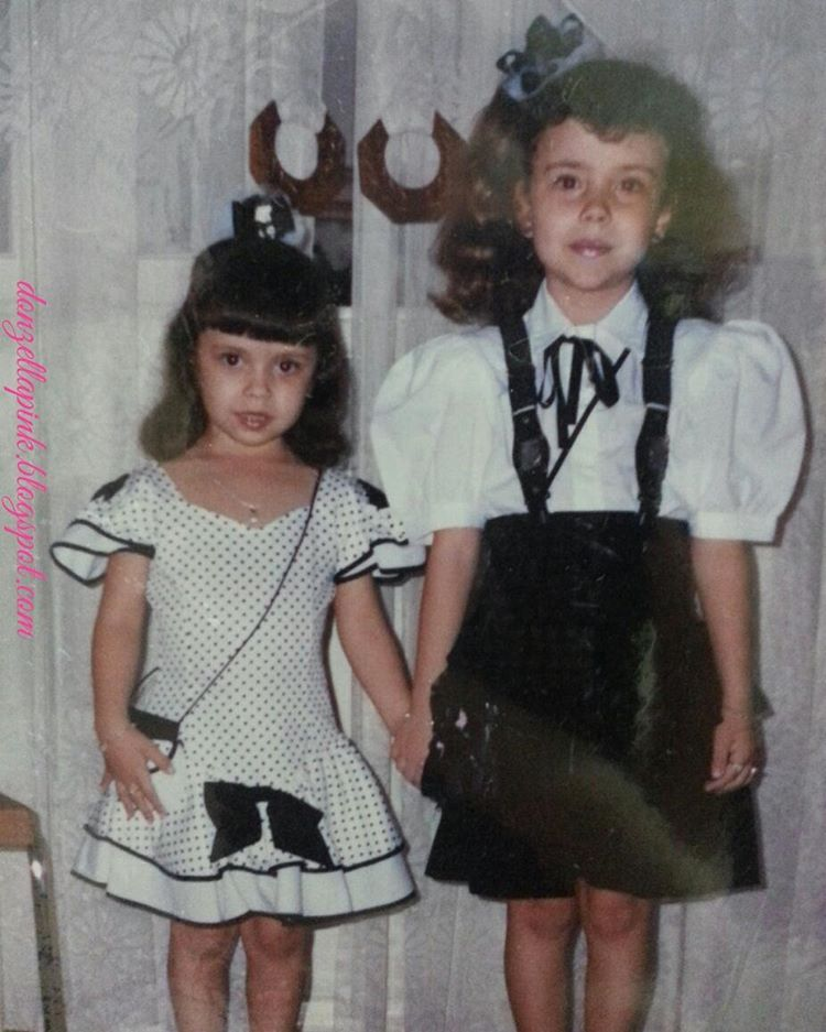Moda Infantil Anos 90 Fashionkids Pretoebranco