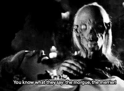 I Love The Cryptkeeper Tales From The Crypt Horror Quotes Dark