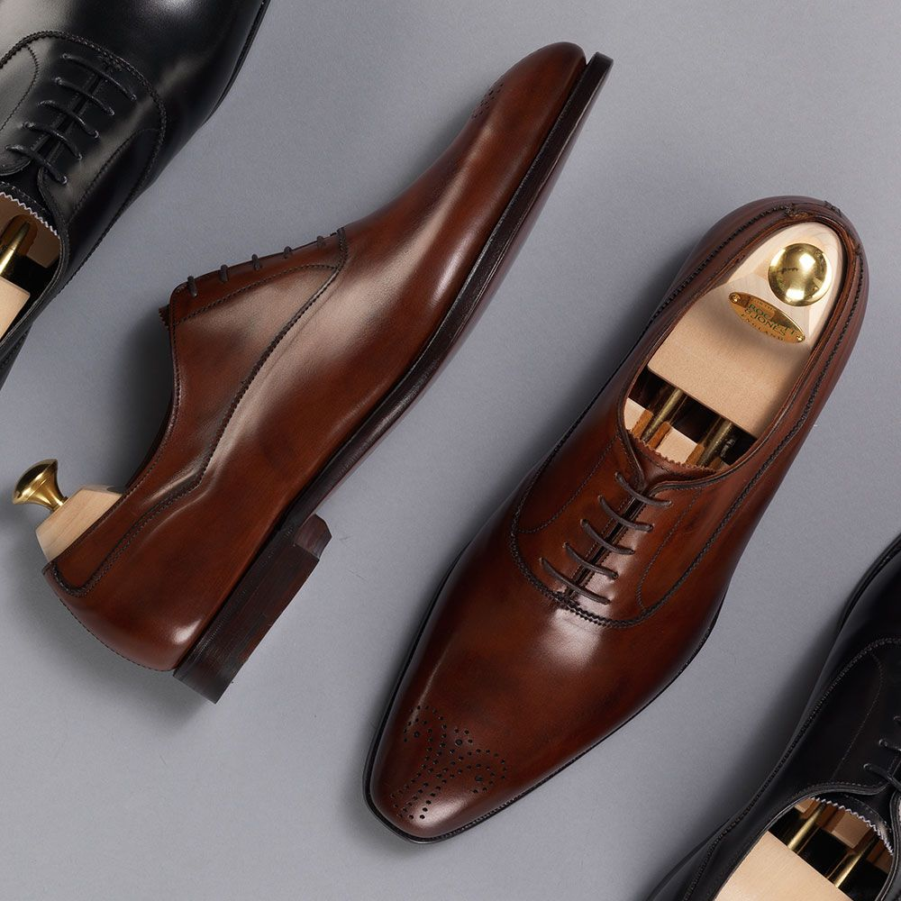 crockett and jones stockholm