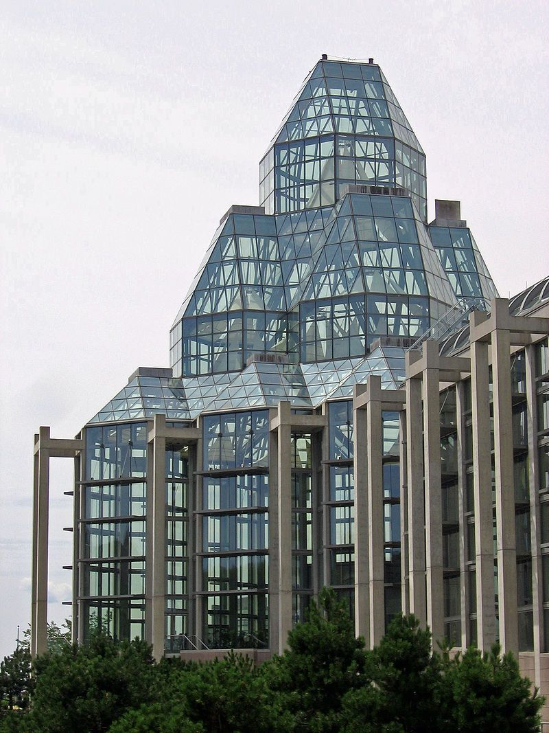 National Gallery of Canada glass tower 2005 - Georges Braque — Wikipédia