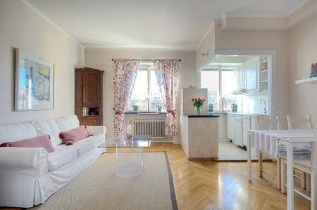 39 m² con un buen diseño de interiores