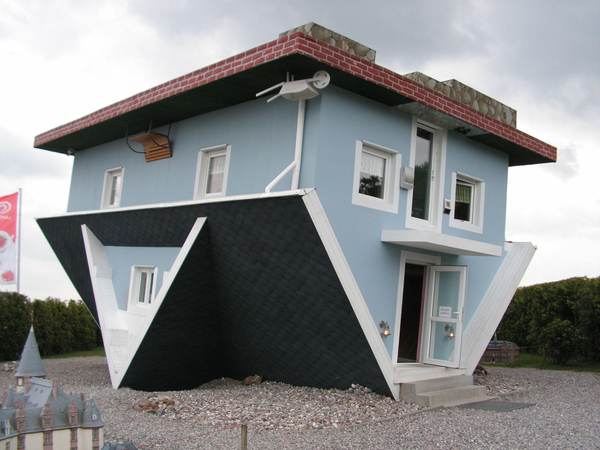 Verkehrte Welt auf Usedom