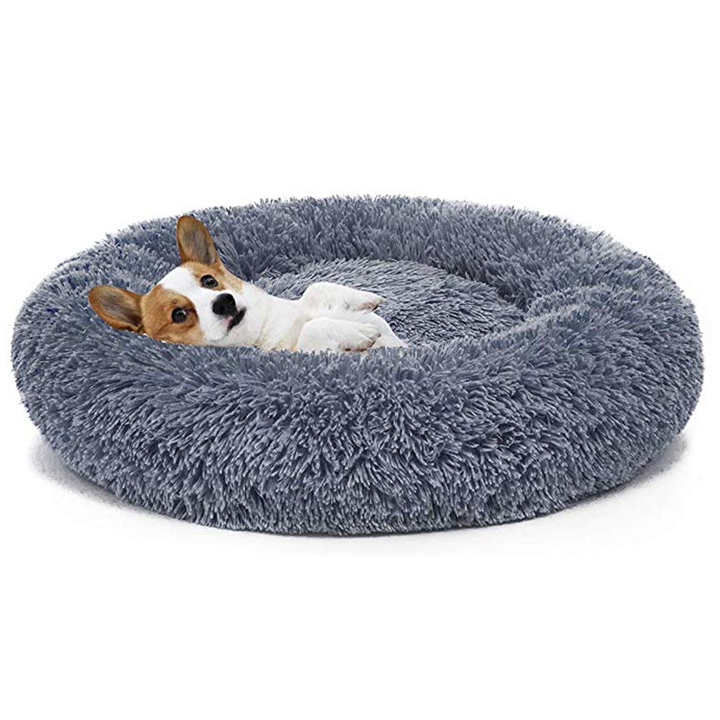 (Last Day Promotion, 50 OFF) Comfy Calming Dog Bed in