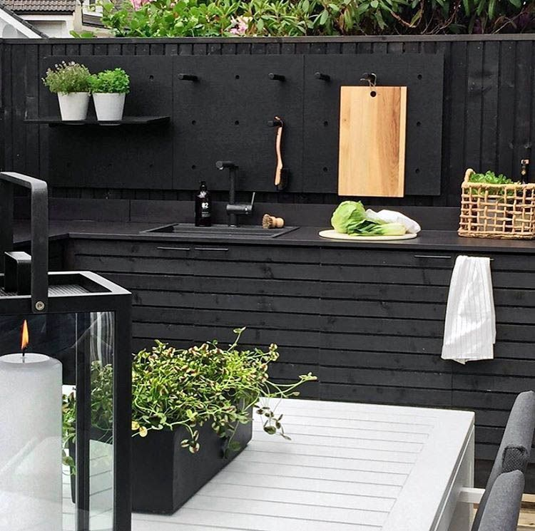 Outdoor Kitchens Perfect For Summer Entertaining: Good Outdoor Kitchen Ideas On A Budget Uk Only In Indoneso