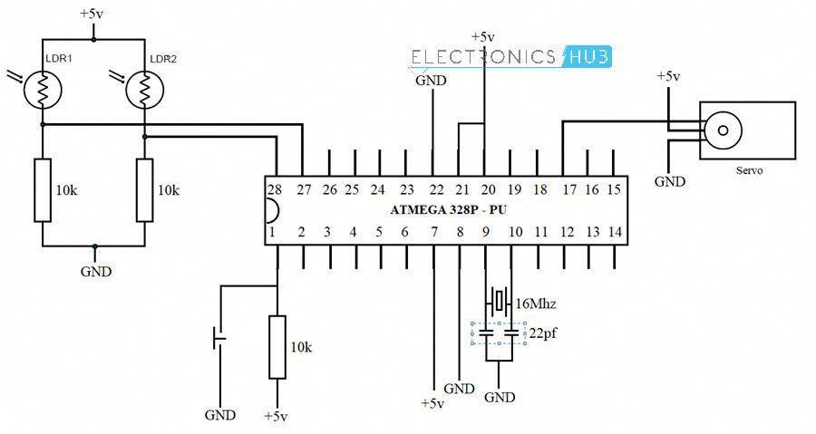 solar schematic wiring diagram