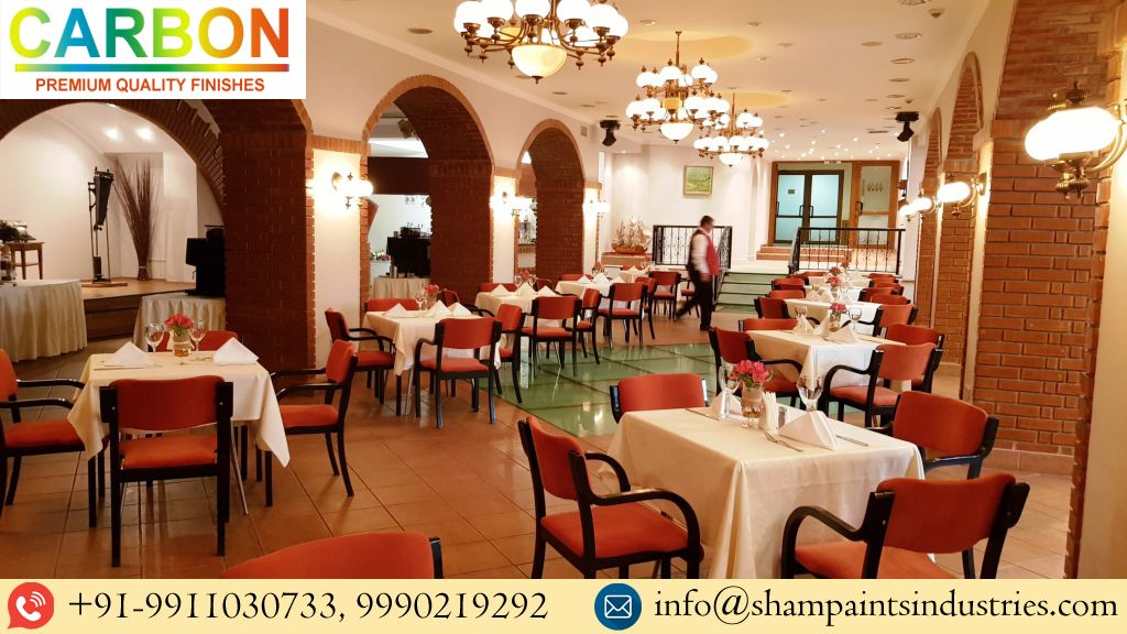 Sham Paint Industrial Giving The Best Paint In Your Restaurant