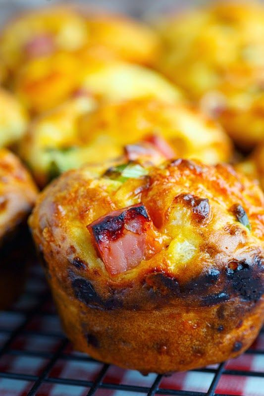 Egg muffins cheese recipe