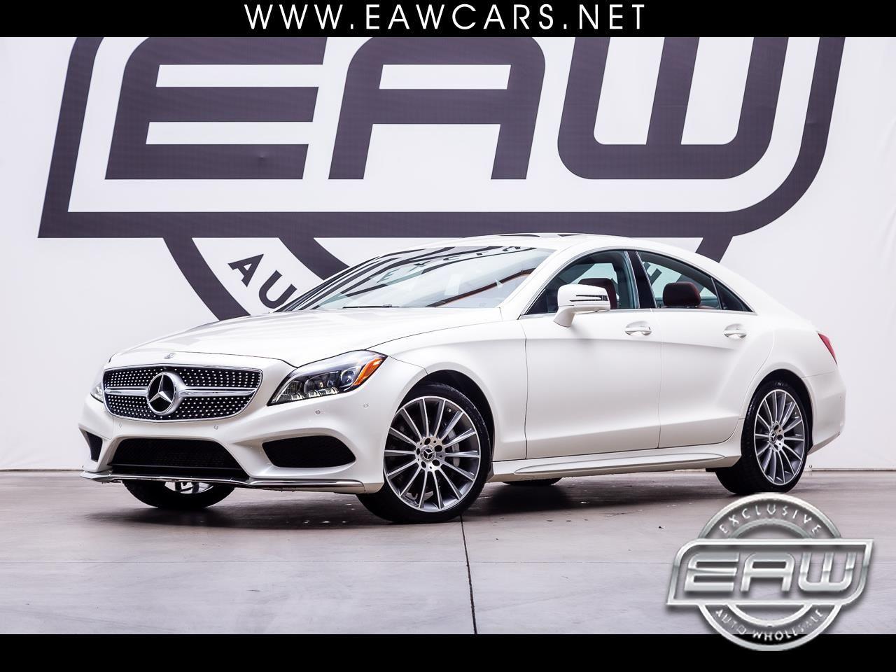 Ebay Advertisement 2018 Mercedes Benz Cls Class Cls550 4dr Coupe