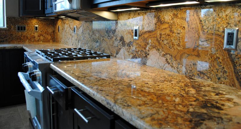 Granite Vs Engineered Quartz For Your Kitchen Countertop Marble Countertops Kitchen Kitchen Countertops Granite Countertops