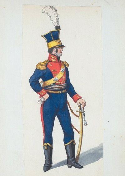 ナポレオン戦記 ナポレオン戦争 ロシア軍 軍服図鑑