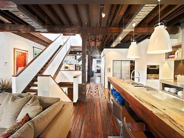 Converted Warehouse surry hills warehouse converted to incredible dwelling | carriage