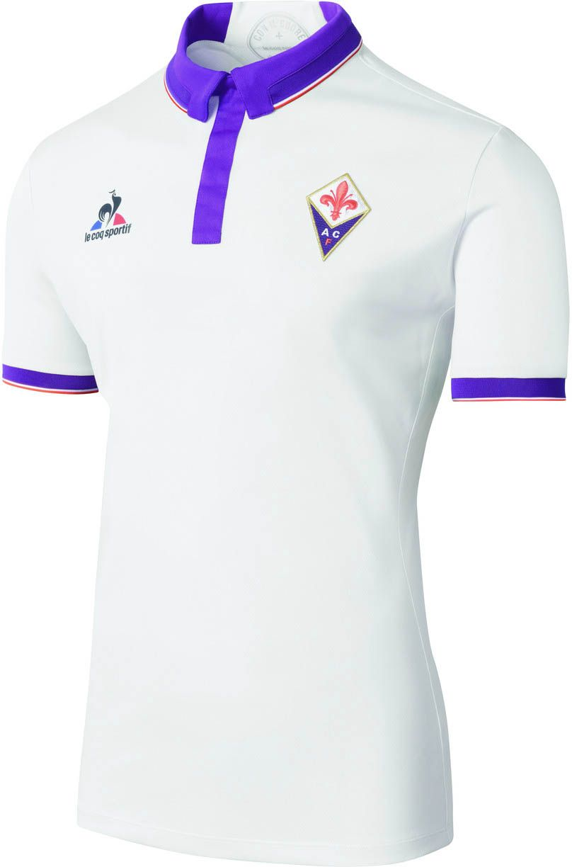 6f939e0bb6 ACF Fiorentina 16-17 Home and Away Kits Released - Footy Headlines ...