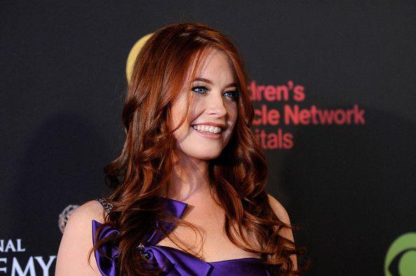 Actress Melissa Archer...gorgeous redhead.