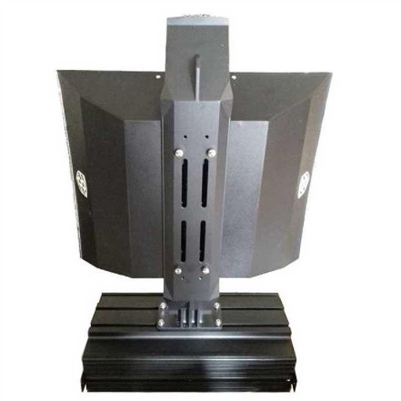 Luminaria Lec 630w Selecta Ii Solux Balastro Electronico Bombillas Iluminación Interior