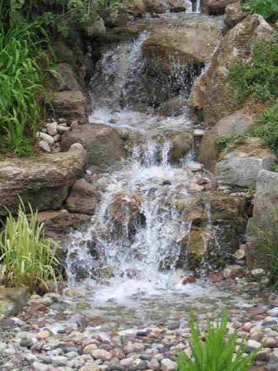 pondless waterfalls estanques Pinterest Piletas, Estanques y