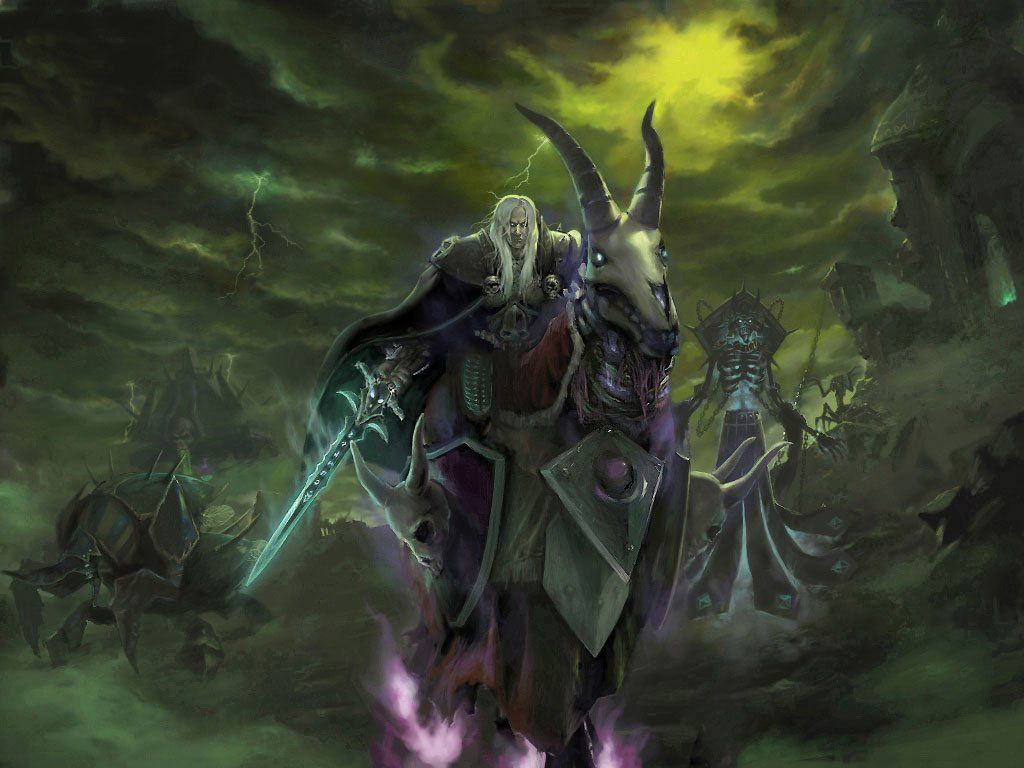Mobile Phone X Lich King Wallpapers Hd Desktop Backgrounds