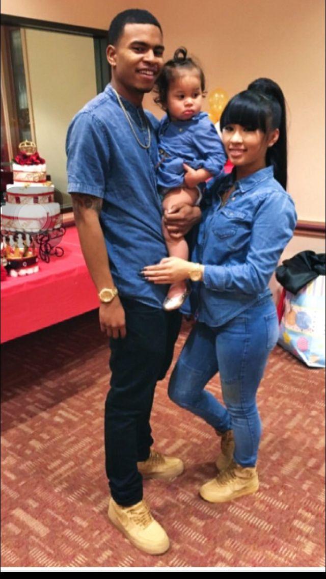 Queenboldon ♬ ♡ Future Chap Baby Family Cute Family