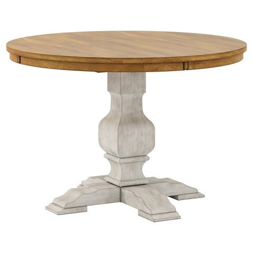 South Hill Round Pedestal Base Dining Table Inspire Q Dining