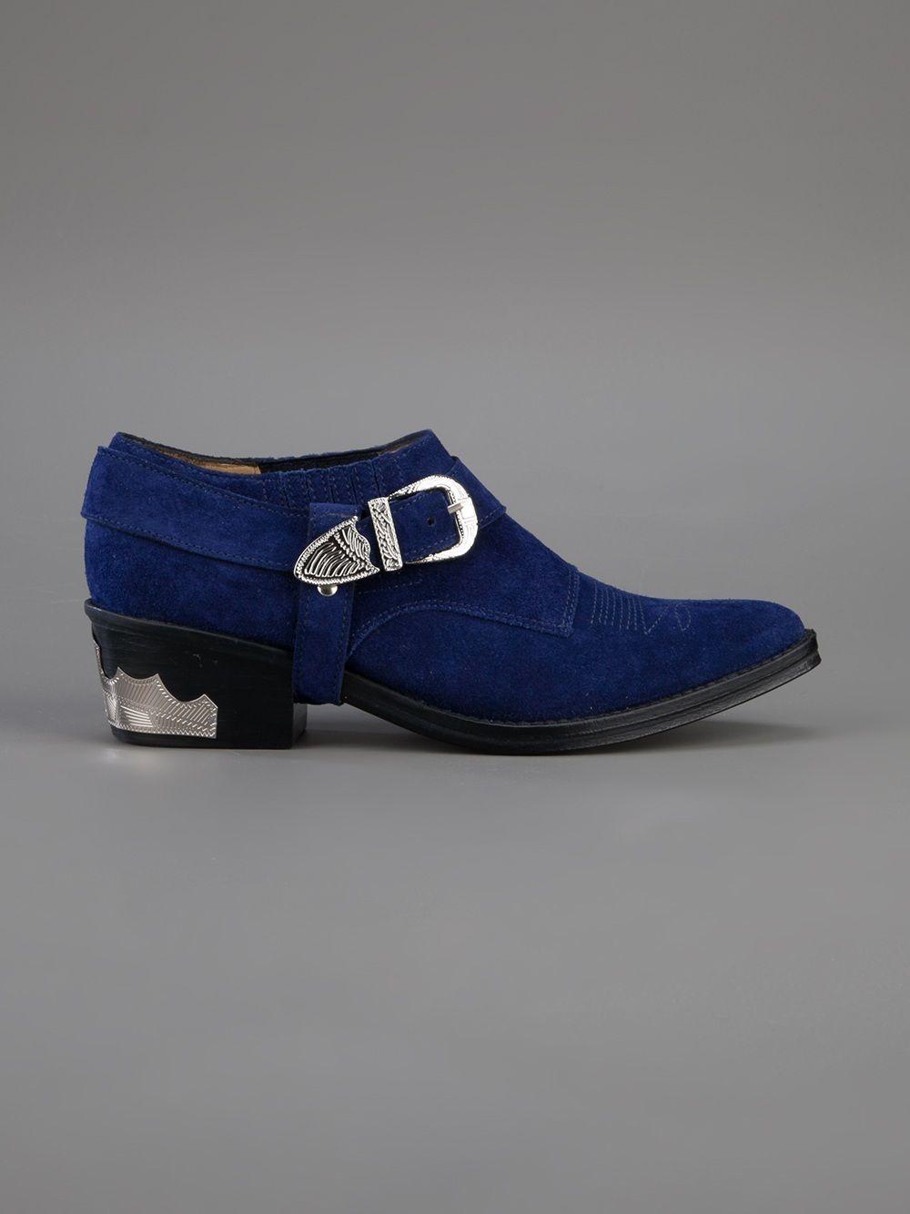 Toga -- Western Shoe Boot