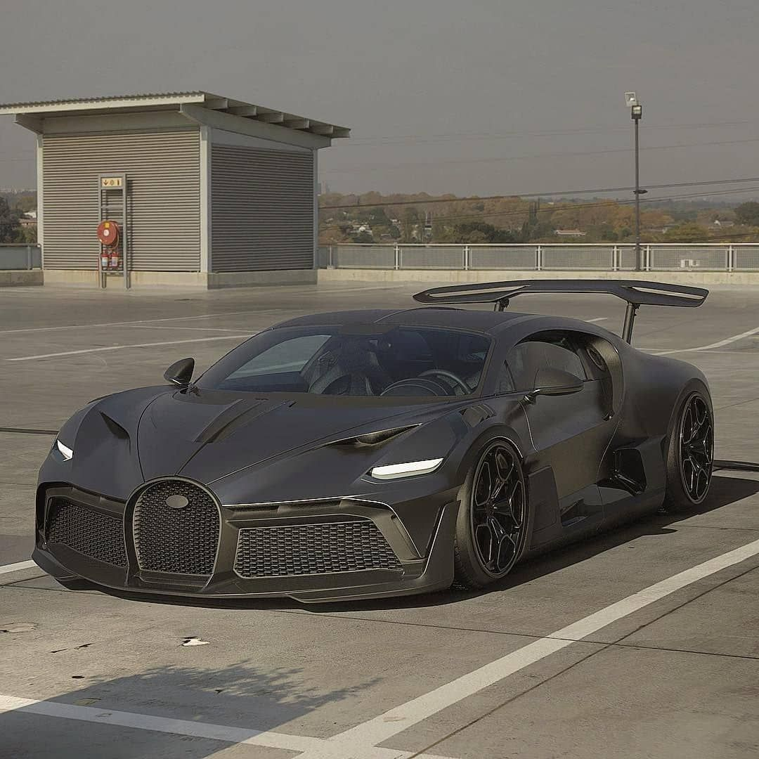 The Supercar Lifestyle Brad On Instagram Are You A Fan Of This Blacked Out Bugatti Divo Render By Yasidd Luxury Cars Best Luxury Cars Bugatti Cars