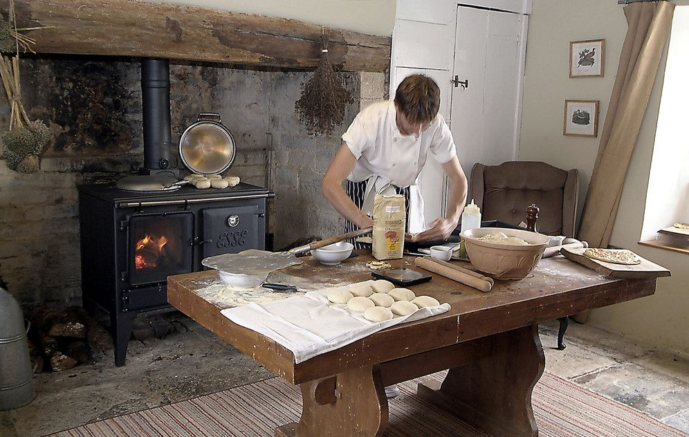 Imaginecozy Staging A Kitchen: Making Bread At River Cottage