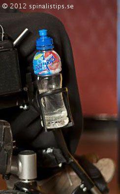 Tips Holder For Water Bottle On Wheelchair Bottle Bottle Holders Wheelchair