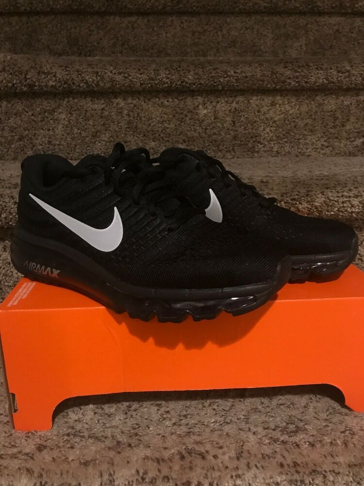 Nike Air Max 2017 849560 001 Women Shoes Size 9 New! Retail