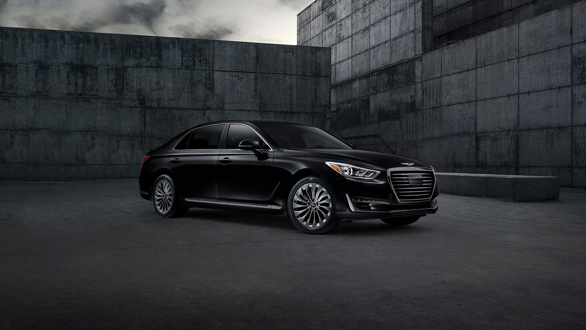 Genesis G90 The New Luxury Midsize Sedan Genesis USA