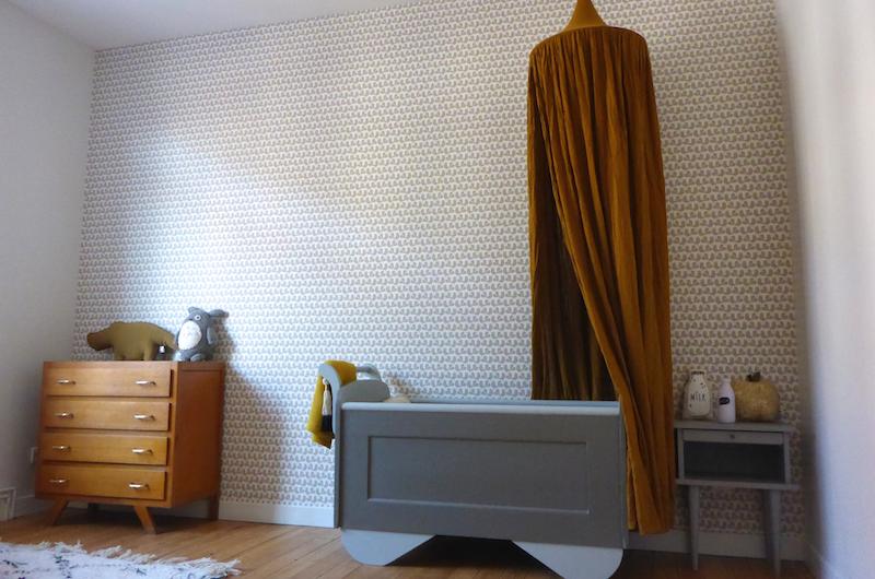 mini bandit vintage déco décoration chambre enfant chambre rétro ...