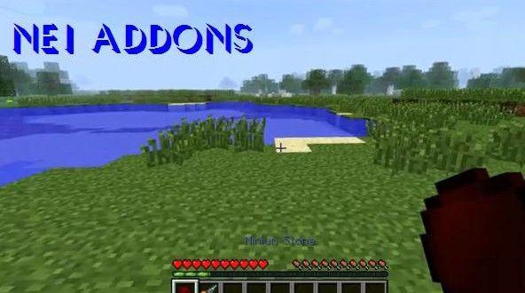 Minecraft NEI Addons 1 7 10 Mod