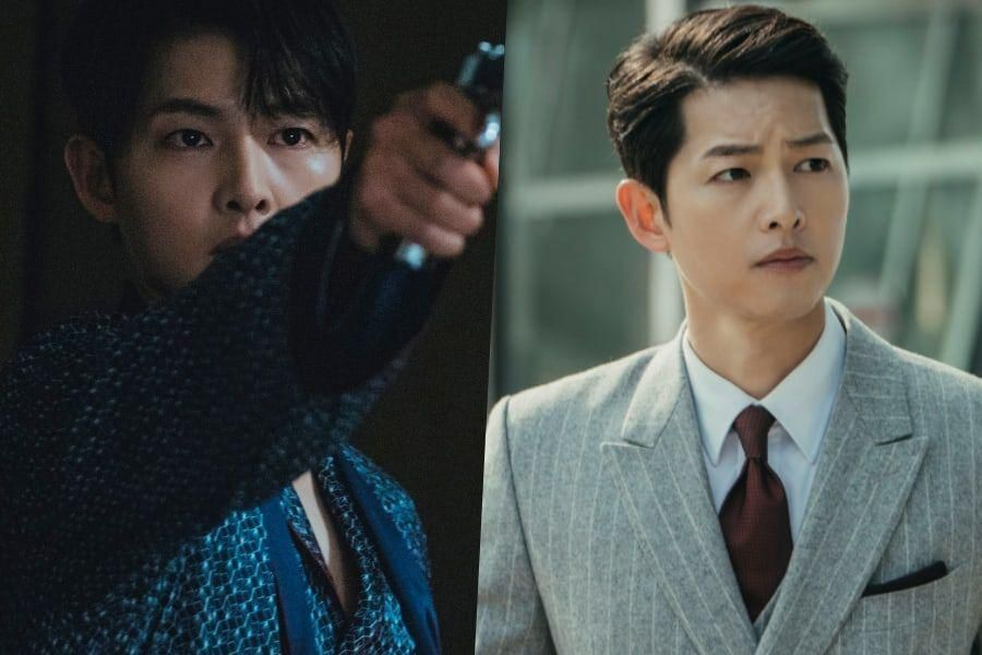 "Upcoming Drama ""Vincenzo"" Previews Song Joong Ki Experiencing Turbulent Times In Korea"